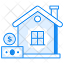 Mortgage Loan House Loan Home Loan Icon