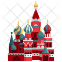 Moscow Castle Castle Fortress Icon