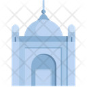 Mosque Muslim Ramadan Icon