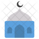 Mosque Building Religious Building Icon