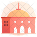 Mosque Masjid Religion Building Icon