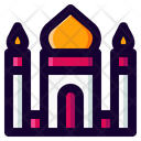 Building Islam Mosque Icon
