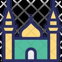 Devout Mahometan Mosque Icon