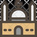 Mosque Prayer Pray Icon