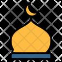 Mosque Dome Islam Icon