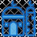 Mosque Ramadan Rug Icon