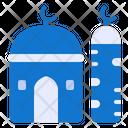 Mosque Ramadan Lantern Icon