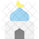 Mosque Architecture Building Icon