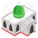 Mosque Tomb Building Islamic Building Icon