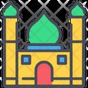 Mosque Turkey Prayer Icon