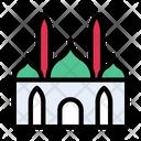 Mosque Landmark Monument Icon