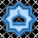 Mosque Religion Ramadan Icon