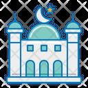 Mosque Masjid Islamic Icon