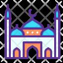 Mosque Muslim Prayer Icon