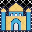 Building Islamic Building Mosque Icon
