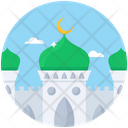 Mosque Worship Place Masjid Icon
