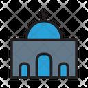 City Islam Mosque Icon