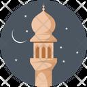 Islam Minar Mosque Icon