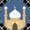Eid Mubarak Islamic Place Mosque Icon