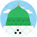 Arab Islamic Madina Icon