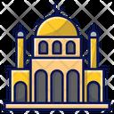Mosque Religious Religion Icon