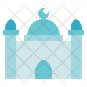 Funeral Mosque Prayer Icon