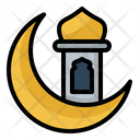 Mosque Moslem Ramadan Icon