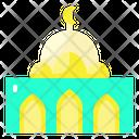Mosque Dome Ramadan Icon