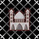 Mosque Landmark Building Icon