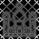 Mosque Religion Islamic Icon