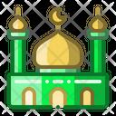 Mosque Islam Building Icon