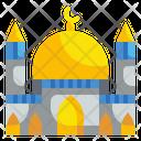 Mosque Architecture Muslim Icon