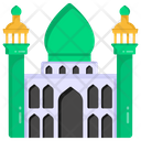 Holy Place Religious Place Mosque Icon