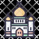 Mosque Building Islam Icon