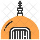 Mosque African Symbol Icon