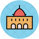 Mosque Temple House Icon