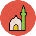 Mosque Islamic Building Icon