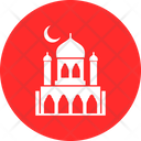 Mosque Building Mosque Arabic Icon