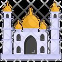Mosque Building Icon