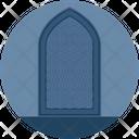 Mosque Door Icon