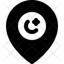 Mosque Pin Location Icon