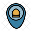 Mosque Location Map Icon