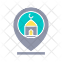 Mosque Location Location Mosque Icon