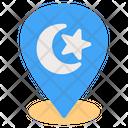 Mosque Location Icon