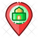 Mosque Location Icon