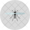 Mosquito Insect Bug Icon