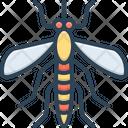 Mosquito Bloodsucking Bite Icon