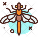 Mosquito Insect Fly Icon