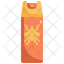 Mosquito Repellent Bottle Icon