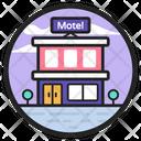 Motel Hotel Inn Icon